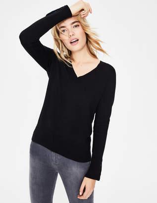 Boden Tilda V Neck Sweater