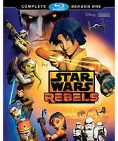 Disney Star Wars Rebels Complete Season One Blu-ray