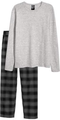 H&M Pajamas - Gray
