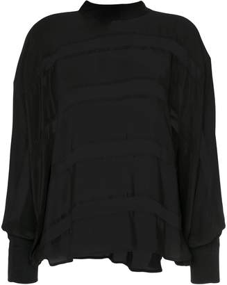 Taylor Epitomize tunic blouse