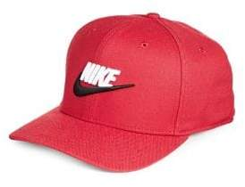 Nike Embroidered Cotton Baseball Cap