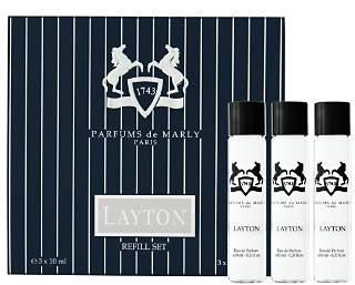 Parfums de Marly Layton Eau de Parfum Travel Refill Gift Set