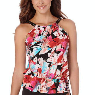 VANISHING ACT BY MAGIC BRANDS Vanishing Act By Magic Brands Tankini Swimsuit Top