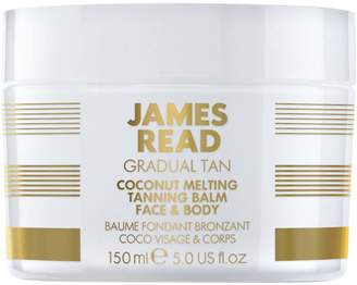 Coconut Melting Tanning Balm for Face & Body