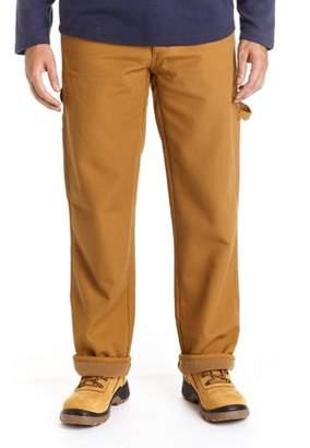 Stanley Men's Canvas Fleece Lined Carpenter Pant