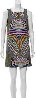 Mara Hoffman Sleeveless Mini Dress