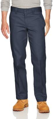 Dickies Men's Flex Work Pant Slim Straight Fit