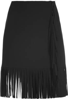 MSGM Plain Color Skirt