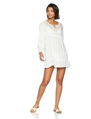 Oasis Wild Beachwear Women's Swimwear Beachwear Crochet Lace Dress Top