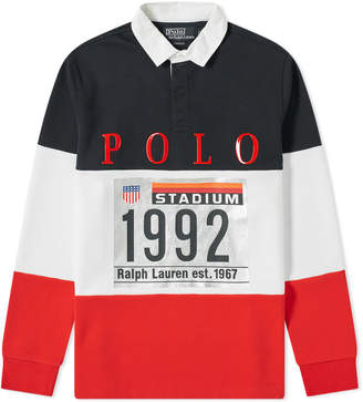 Polo Ralph Lauren Rugby Knit