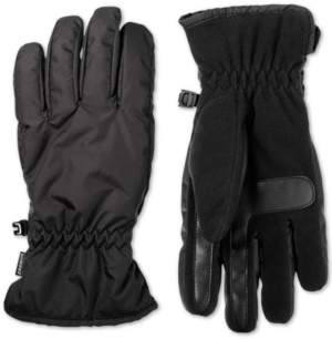 Isotoner Signature Isotoner Men's Touchscreen Gloves