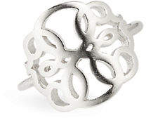 Alex and Ani Path of Life Sterling Silver Adjustable Statement Ring