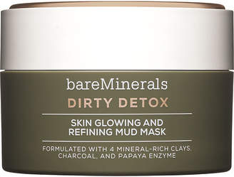 bareMinerals Bare Minerals Dirty Detox Skin Glowing And Refining Mud Mask 58g