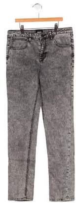 Hudson Girls' Five Pocket Jeans