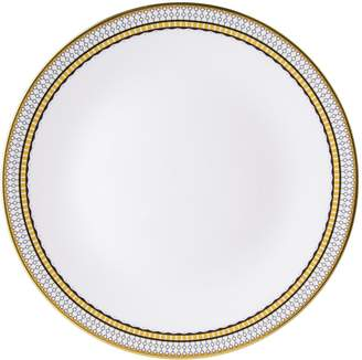 Royal Crown Derby Oscillate Onyx Coupe Plate (27cm)