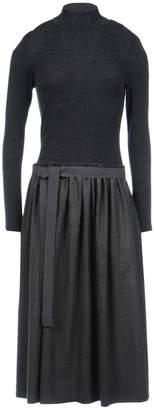 Cappellini by PESERICO 3/4 length dresses - Item 34766668