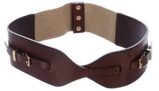 Tory Burch Leather Hip Belt