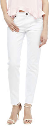 KUT from the Kloth White Skinny Jean