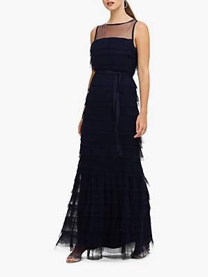 Collection 8 Fleur Maxi Dress, Sapphire