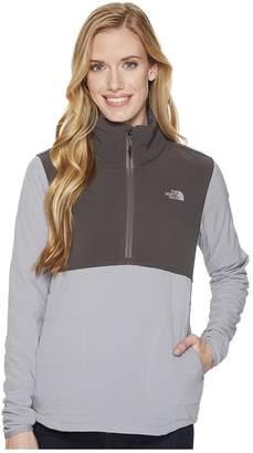 The North Face Mountain Sweatshirt 1/4 Zip Women's Sweatshirt