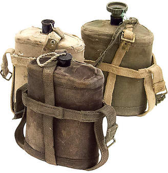 Antique Military Canteens