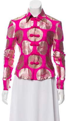 Manish Arora Silk Top