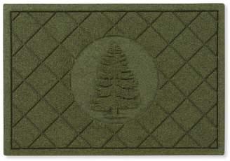 L.L. Bean L.L.Bean Waterhog Doormat, Recycled Tree
