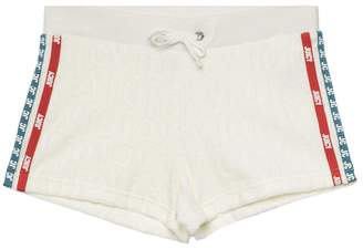 Juicy Couture Juicy Jacquard Velour Short for Girls