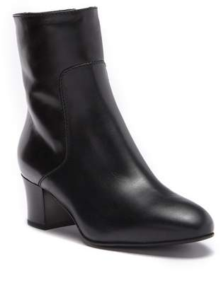 Aquatalia Findlay Leather Ankle Boot