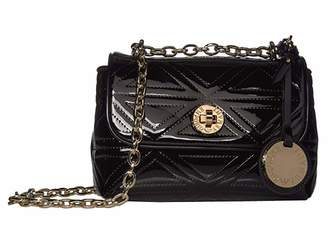 Emporio Armani Quilted Chain Detail Shoulder Bag
