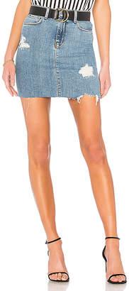 L'Agence Manuela High Rise Skirt.