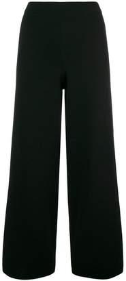 D-Exterior D.Exterior cropped wide-leg trousers