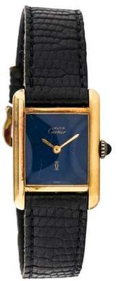 Cartier Must de Watch