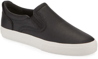 Vince Men's Fairfax Leather Slip-On Sneakers