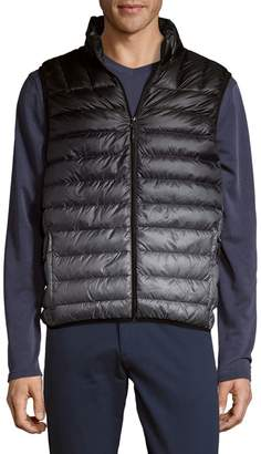 Hawke & Co Packable Ombre Puffer Vest