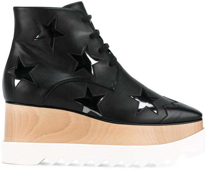Stella McCartney 'Elyse Star' ankle boots