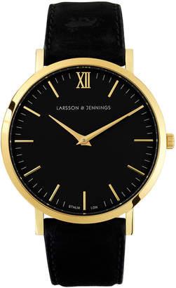 Larsson & Jennings LJ-W-LBCK-L-GB Lugano 40mm Watch