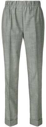 Helmut Lang straight-leg tailored trousers