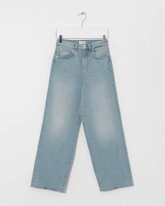 Totême Light Blue Flair Jeans