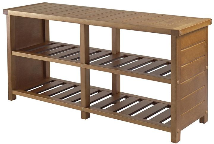 Winsome Keystone Shoe Bench