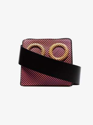 Boyy Multicoloured deon leather belt bag