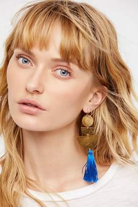 SANDY HYUN Bryce Canyon Tassel Earrings