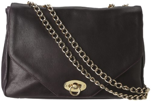 Pietro Alessandro Large Flap with Chain Shoulder
