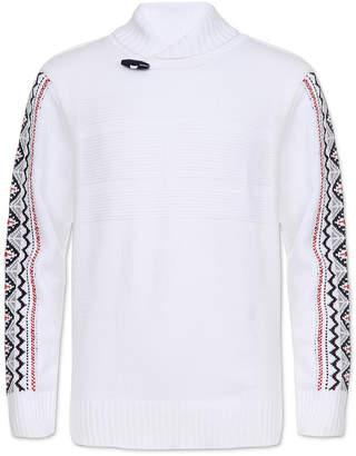 Tommy Hilfiger Toddler Boys Shawl Sweater
