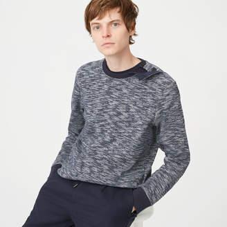 Club Monaco Slub Marled Sweatshirt