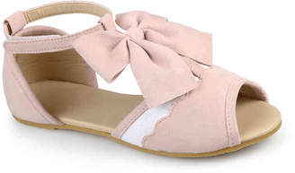 Journee Collection Darla Toddler & Youth Flat - Girl's