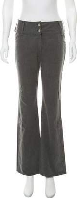 Christian Dior High-Rise Wide-Leg Jeans