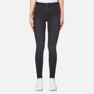 WÅVEN Women's Asa Mid Rise Skinny Jeans