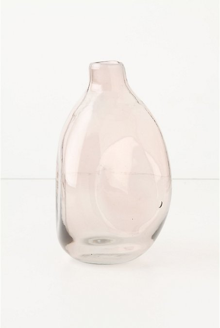 Tall Pinched Vase