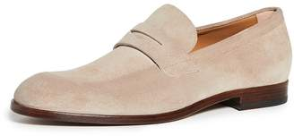 HUGO BOSS Brighton Suede Loafers
